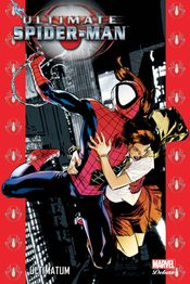 Couverture Ultimatum - Ultimate Spider-Man (Marvel Deluxe), tome 12