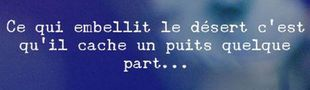 Cover Les citations que j'admire