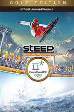 Jaquette Steep Edition Gold Jeux d'Hiver