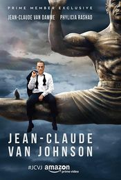 Affiche Jean-Claude Van Johnson