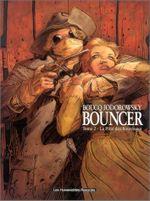 Couverture La Pitié des bourreaux - Bouncer, tome 2