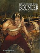 Couverture La Vengeance du manchot - Bouncer, tome 4