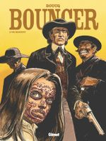 Couverture L'Or maudit - Bouncer, tome 10