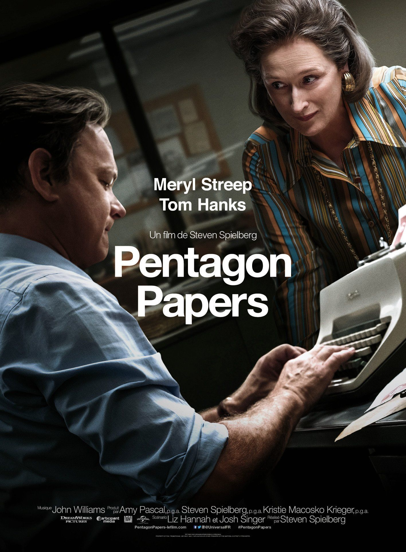 The Press, The Pentagon Papers and The Post