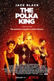 Affiche Le Roi de la polka