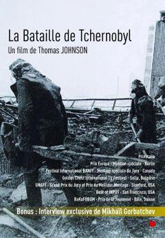 Affiche La Bataille de Tchernobyl