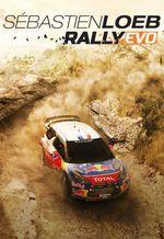 Jaquette Sébastien Loeb Rally EVO