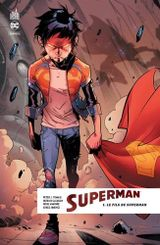 Couverture Le Fils de Superman - Superman (Rebirth), tome 1