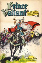 Couverture Prince Vaillant