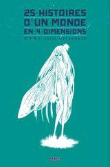 Couverture 25 Histoires d'un monde en 4 dimensions