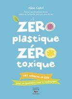 Couverture Zéro Plastique, Zéro Toxique