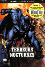 Couverture Batman : Terreurs nocturnes - DC Comics - La légende de Batman tome 9