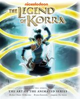 Couverture The Legend of Korra : The Art of the Animated Series - Book Two : Spirits