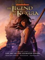 Couverture The Legend of Korra : The Art of the Animated Series - Book Three : Change