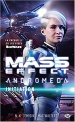 Couverture Mass Effect : Andromeda - Initiation