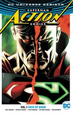Couverture Path Of Doom - Superman : Action Comics (Rebirth), tome 1