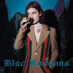 Pochette Blue Madonna