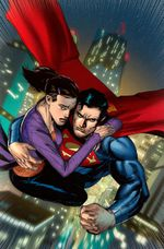 Couverture Booster Shot - Superman : Action Comics (Rebirth), tome 5