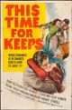 Affiche This Time for Keeps
