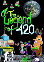 Affiche The Legend of 420