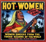 Pochette Hot Women: Women Singers From the Torrid Regions of the World