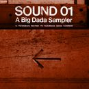 Pochette SOUND01: A Big Dada Sampler