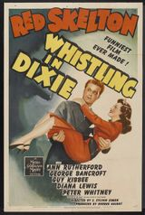 Affiche Whistling in Dixie