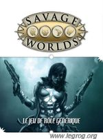 Couverture Savage Worlds