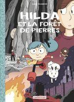 Couverture Hilda et la forêt de pierres