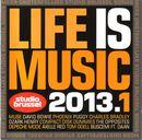 Pochette Life Is Music 2013.1
