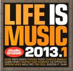 Pochette Life Is Music 2013.1