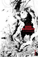 Couverture Le Maître des Murmures - Seven to Eternity (N&B), tome 1