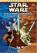 Affiche Star Wars: Clone Wars Volume 1