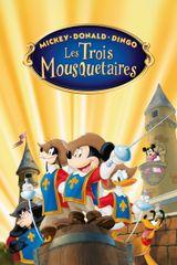 Affiche Mickey, Donald, Dingo: Les Trois Mousquetaires
