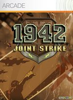 Jaquette 1942 : Joint Strike