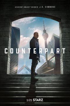 Affiche Counterpart