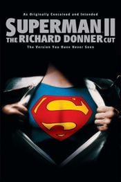 Affiche Superman II: The Richard Donner Cut