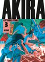 Couverture Akira (Édition originale noir et blanc), tome 3
