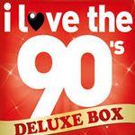 Pochette I Love the 90's Deluxe Box