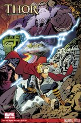 Couverture Thor : The Mighty Avenger (2010-2011)