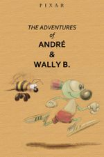 Affiche Les Aventures d'André et Wally B.