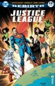 Couverture Justice League Rebirth (DC Presse), tome 8