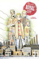 Couverture Famille Décomposée - Royal City, tome 1