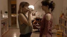 screenshots Paula et Sofia / Èric et Clàudia