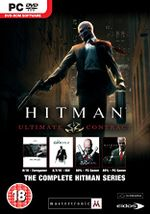Jaquette Hitman Ultimate Contract