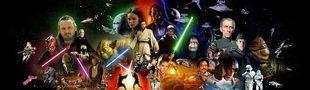 Cover Les meilleurs films de l'univers Star Wars