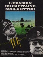 Affiche L'Évasion du capitaine Schlütter