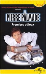 Affiche Pierre Palmade - Premiers adieux