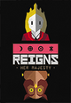 Jaquette Reigns : Her Majesty
