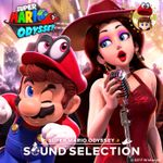 Pochette Super Mario Odyssey Sound Selection (OST)